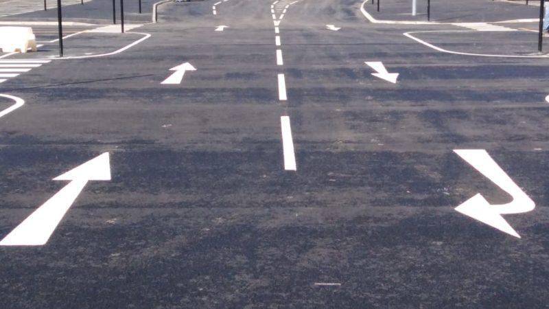 Car park lining uk