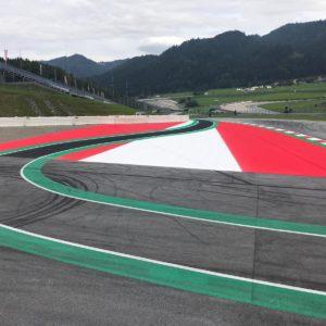 F1 Track Design Austria MotoGP