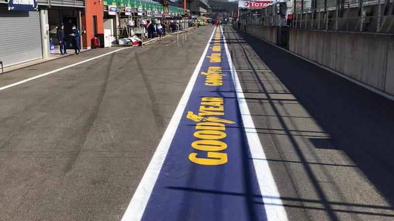 F1 circuit design