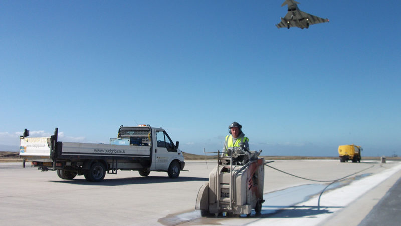 runway refurbishment services