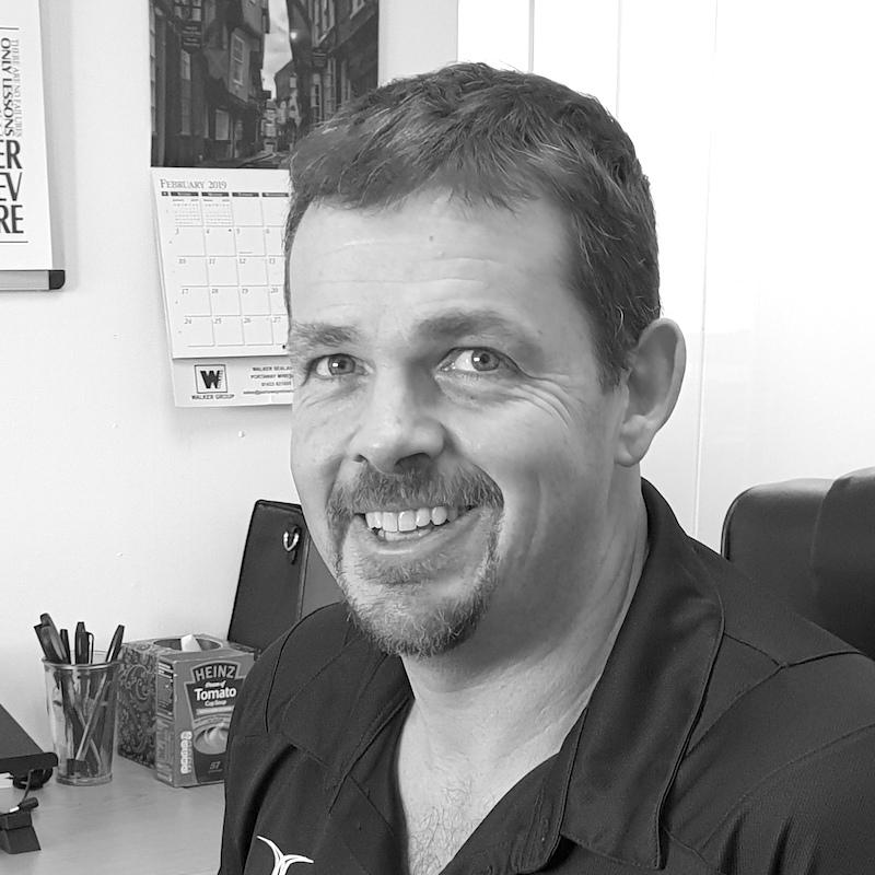 Photo of Hugh Blackburn