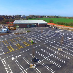 car park marking uk