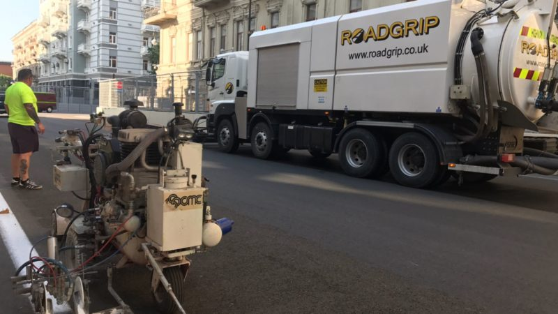 roadgrip truck motorsport