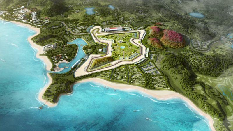 MGPA and Roadgrip Lombok Street Circuit