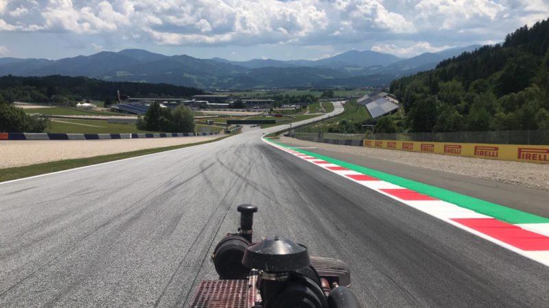 Red Bull Ring Track Design