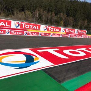 Sponsor Painting F1