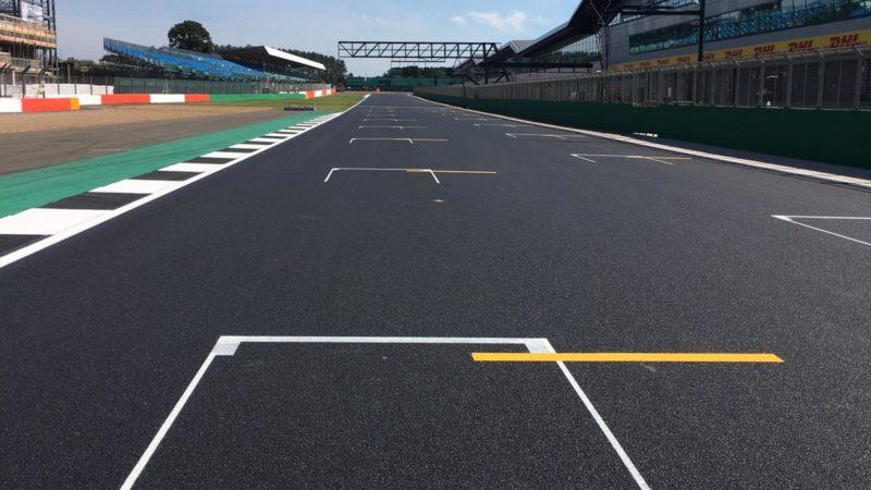 Track Design Silverstone