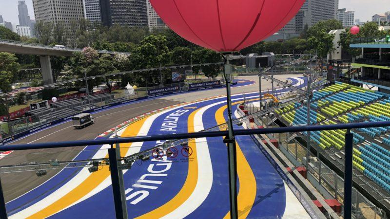 Track Design Singapore