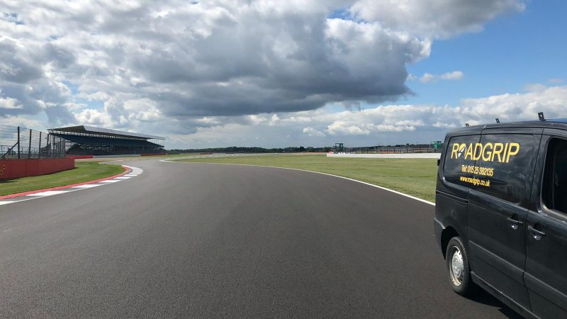Track Marking Silverstone 2020 Roadgrip