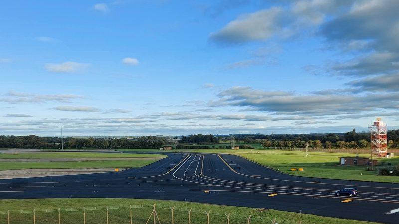 airfield line marking