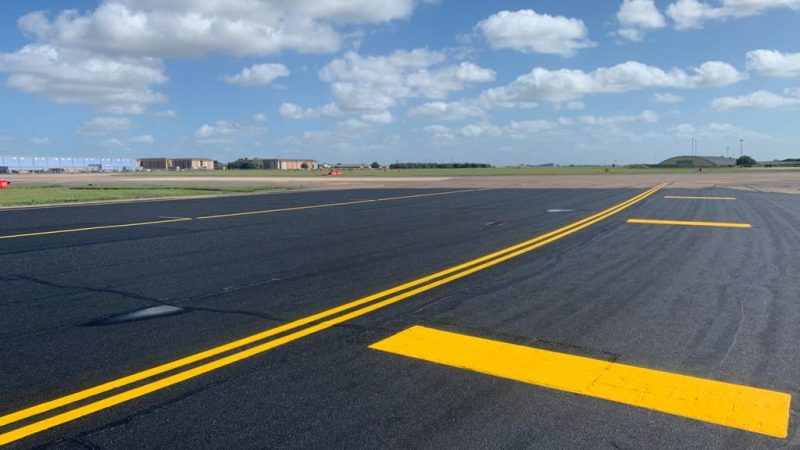 airfield marking roadgrip
