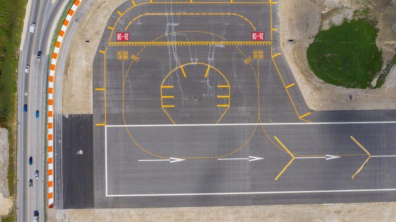 airfield markings cayman