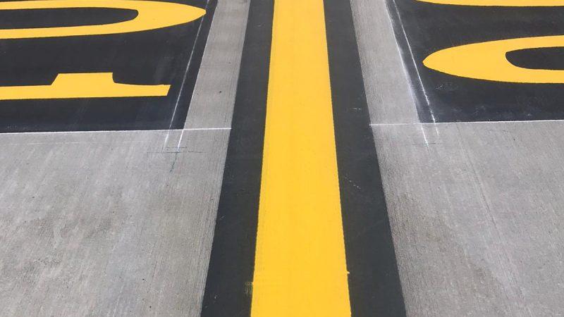 airfield markings roadgrip