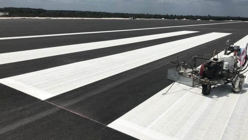 airfield painting roadgrip
