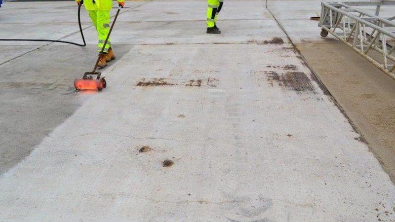 airfield preservation roadgrip
