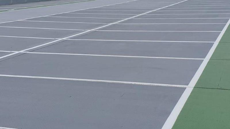 car park flooring resin