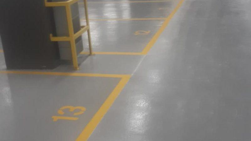 car park waterproofing resin roadgrip