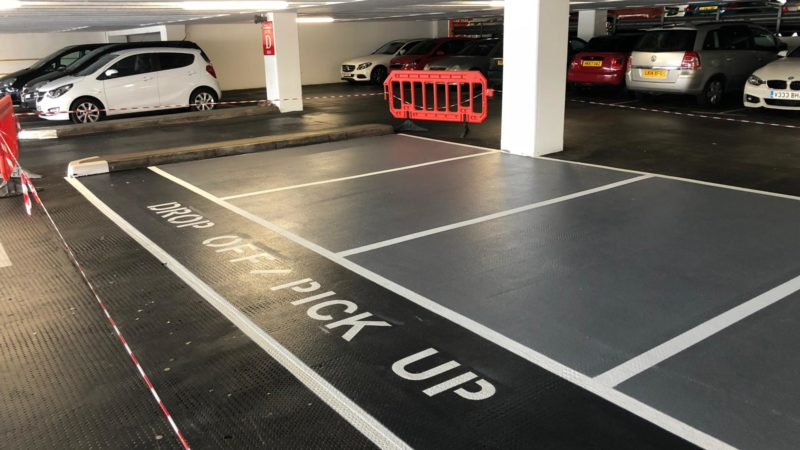 car park zoning