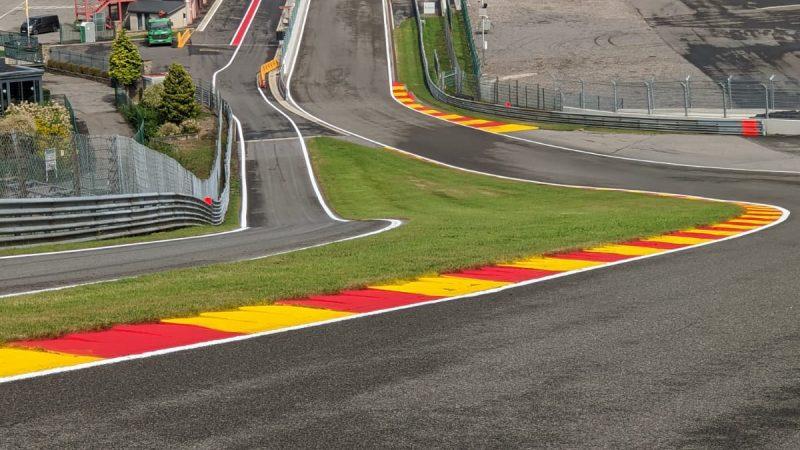 circuit de spa track design