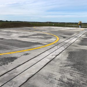 helipad markings