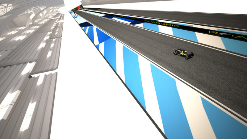 F1 Track Design by Roadgrip