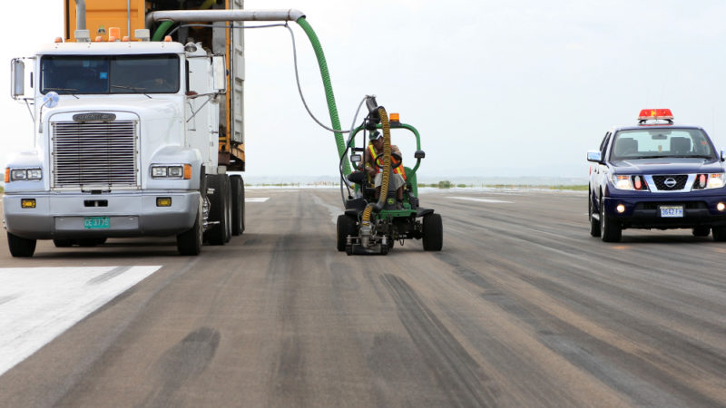 Runway Preparation Roadgrip