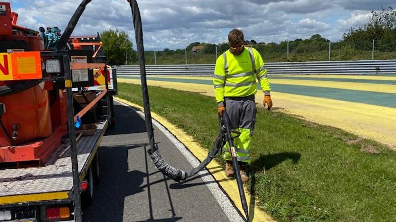 joint sealing race circuit roadgrip