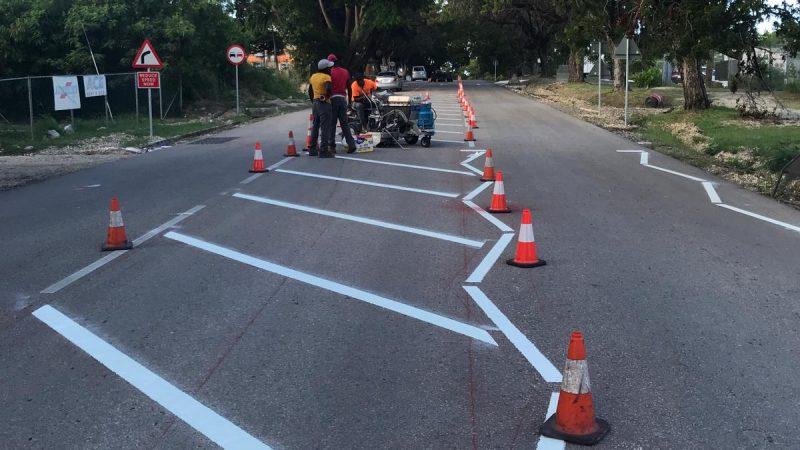 linemarking roadgrip
