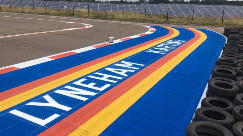 lyneham track design