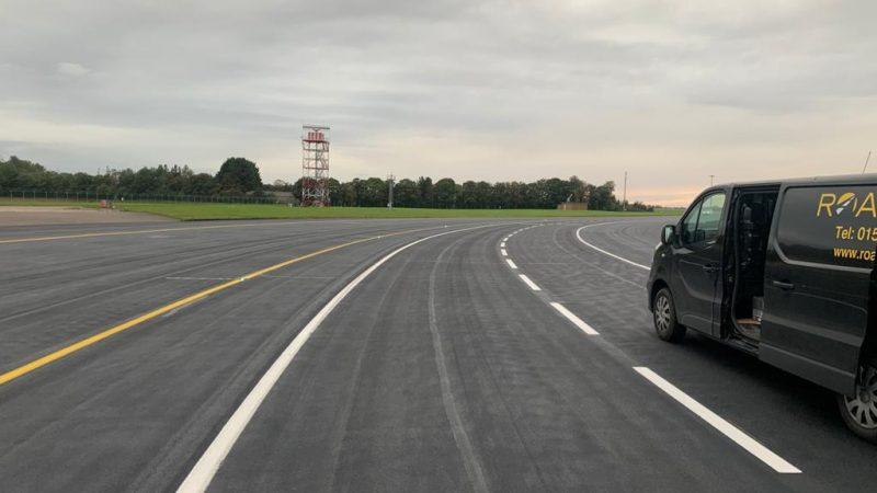 military surface marking roadgrip