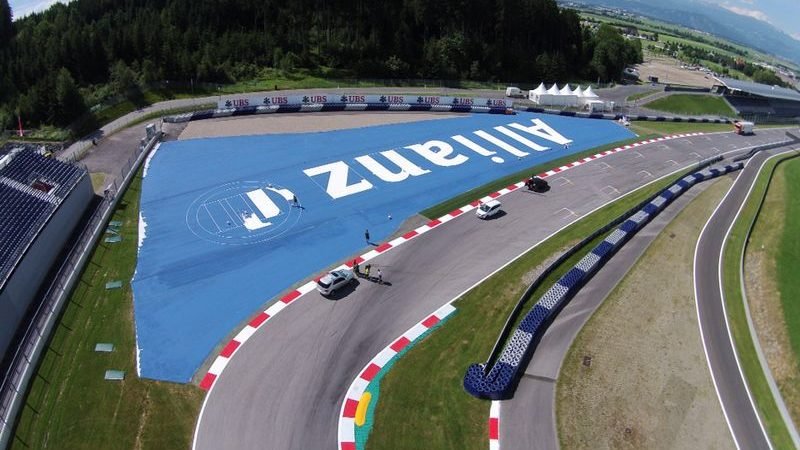 Red Bull Track Design Roadgrip
