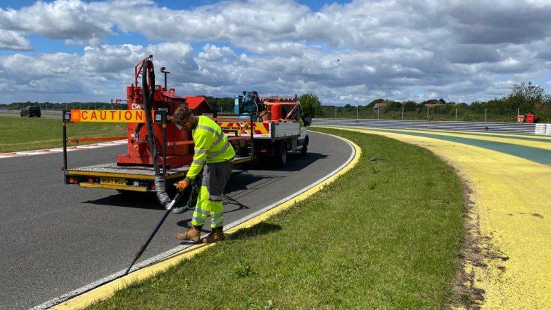 race track repair roadgrip