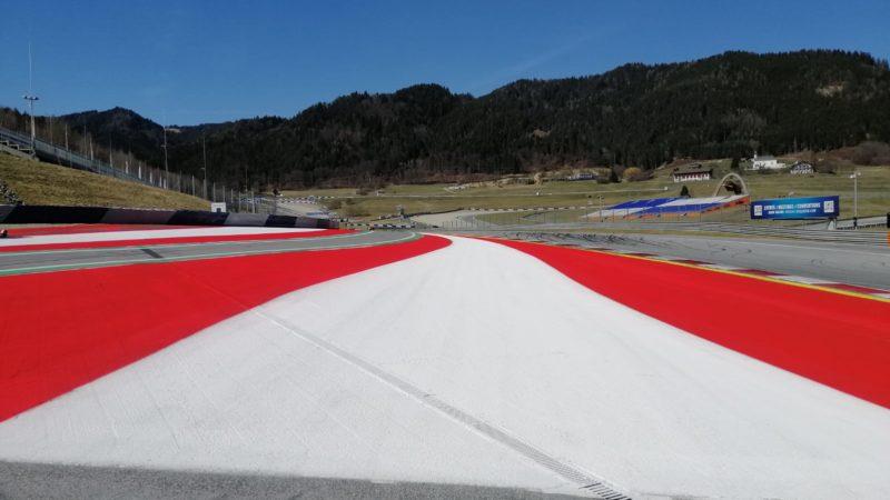 red bull ring track design roadgrip