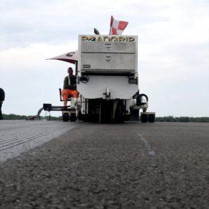roadgrip runway grooving