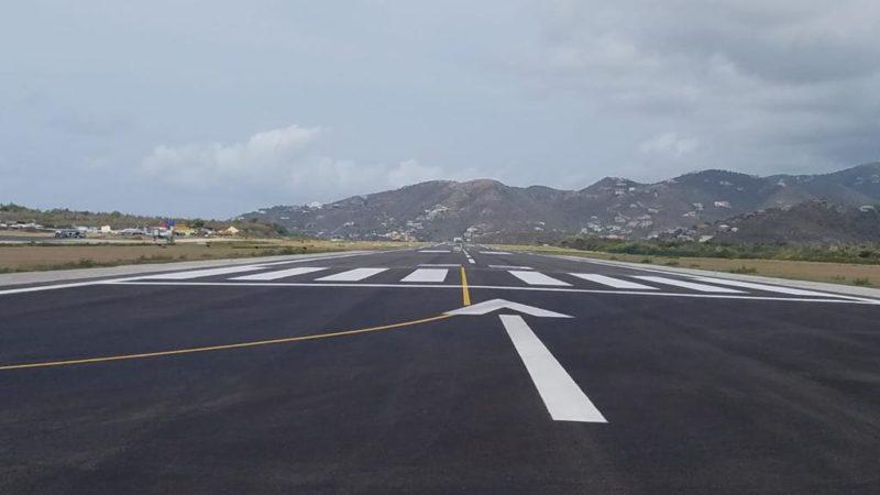 runway friction testing BVI