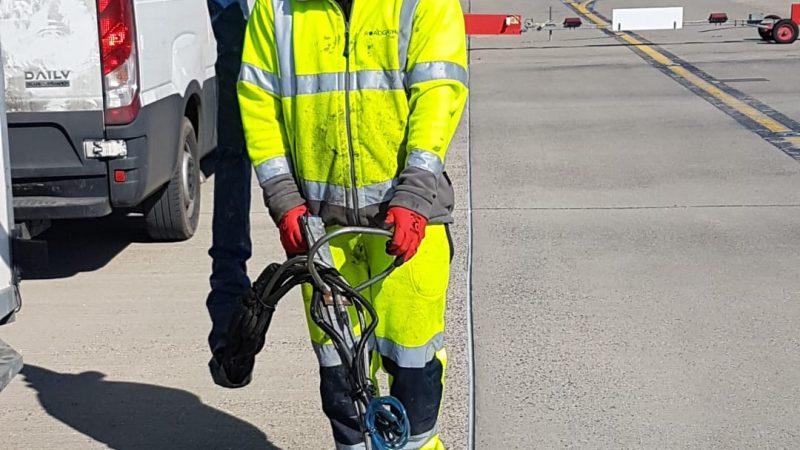 runway joint sealing