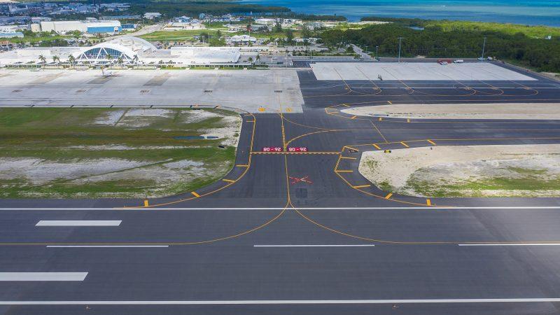 runway line markings