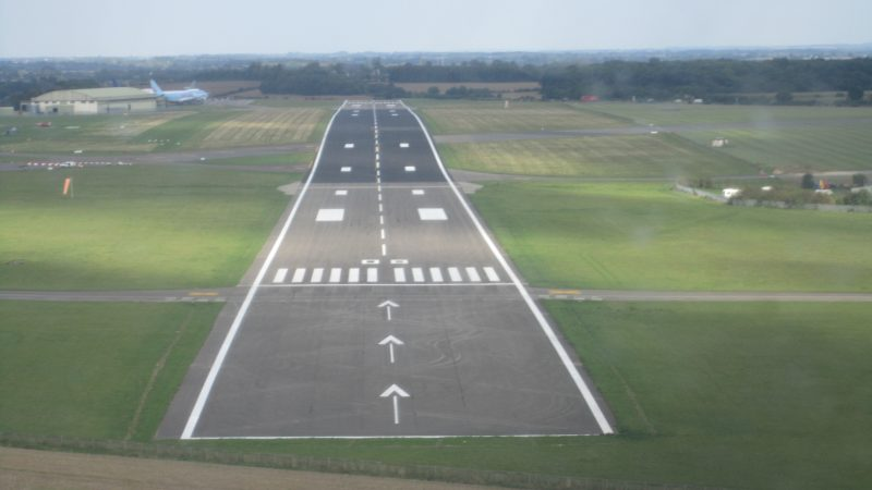 runway marking roadgrip EASA standards