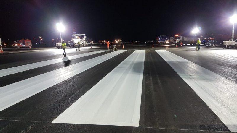 runway markings dublin