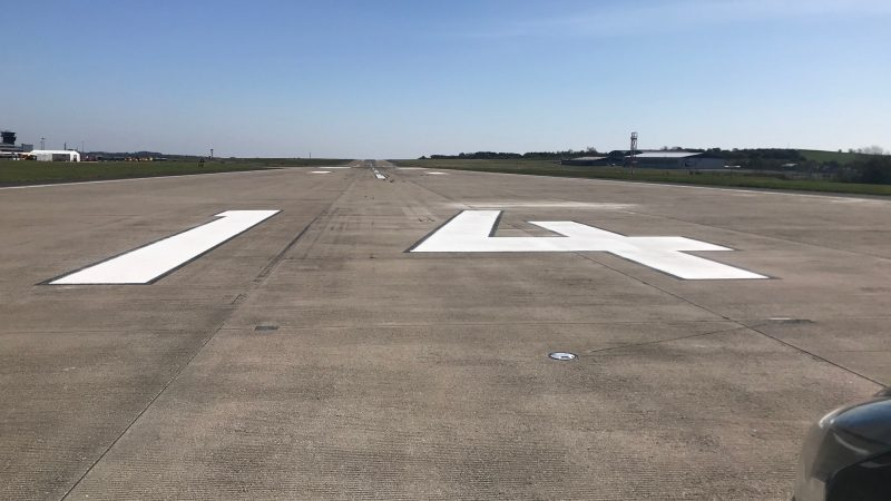 runway refresh painting