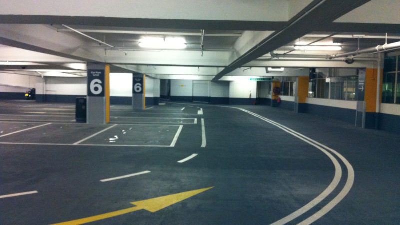 car park refurbishment Roadgrip