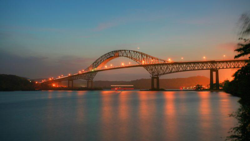 Bridge of Americas refurbishment