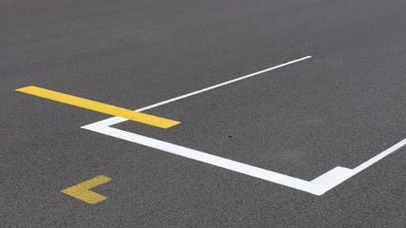 sillverstone grid markings roadgrip