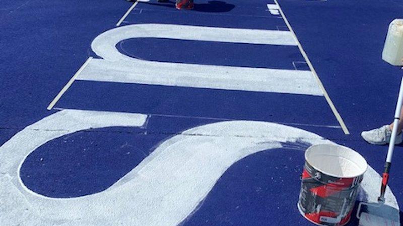 sponsorship branding ground roadgrip