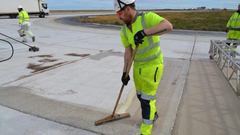 surface preservation runway
