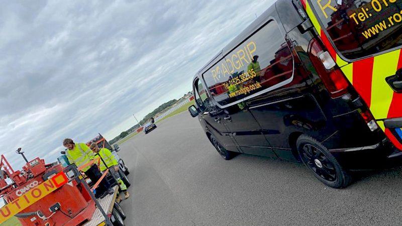 test track maintenance roadgrip