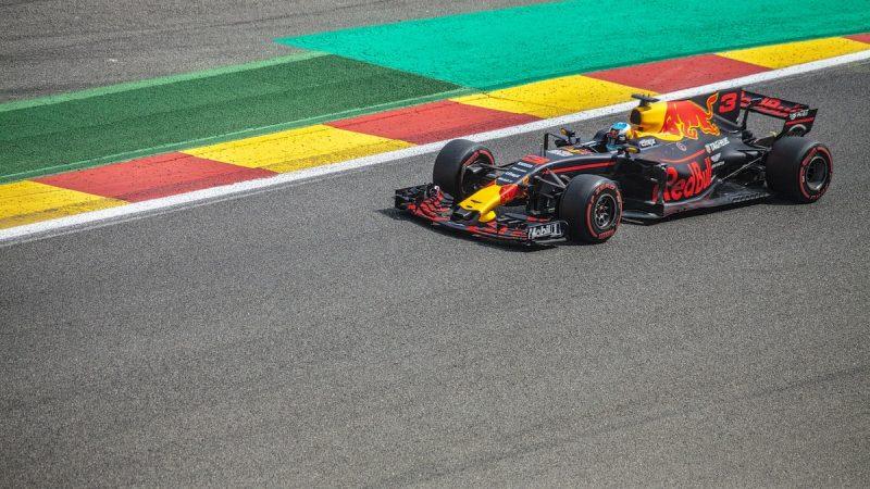 track marking circuit de spa