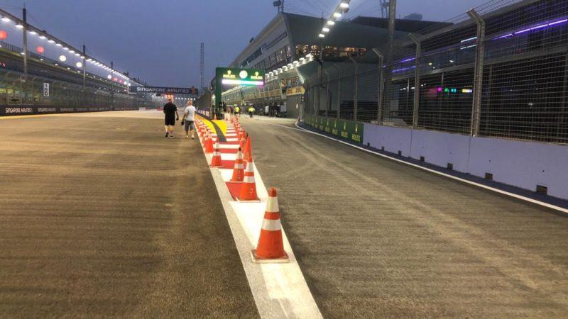 track marking contractors Roadgrip