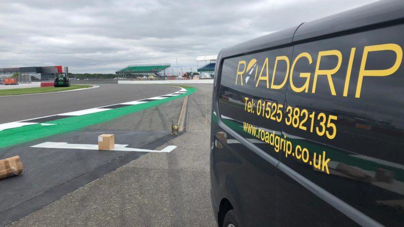 track marking silverstone roadgrip