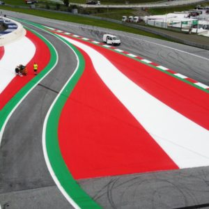 track painting red bull ring roadgrip